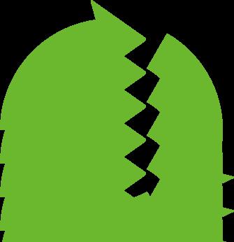 やじるし素材「 : 丸循環トライ」 | 矢印デザイン